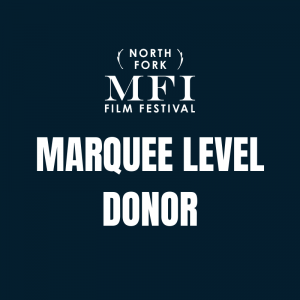 North Fork Film Festival Donors