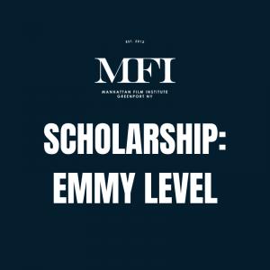 emmy level scholarship