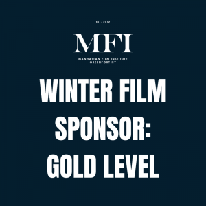 Winter Film Series Gold Sponsor