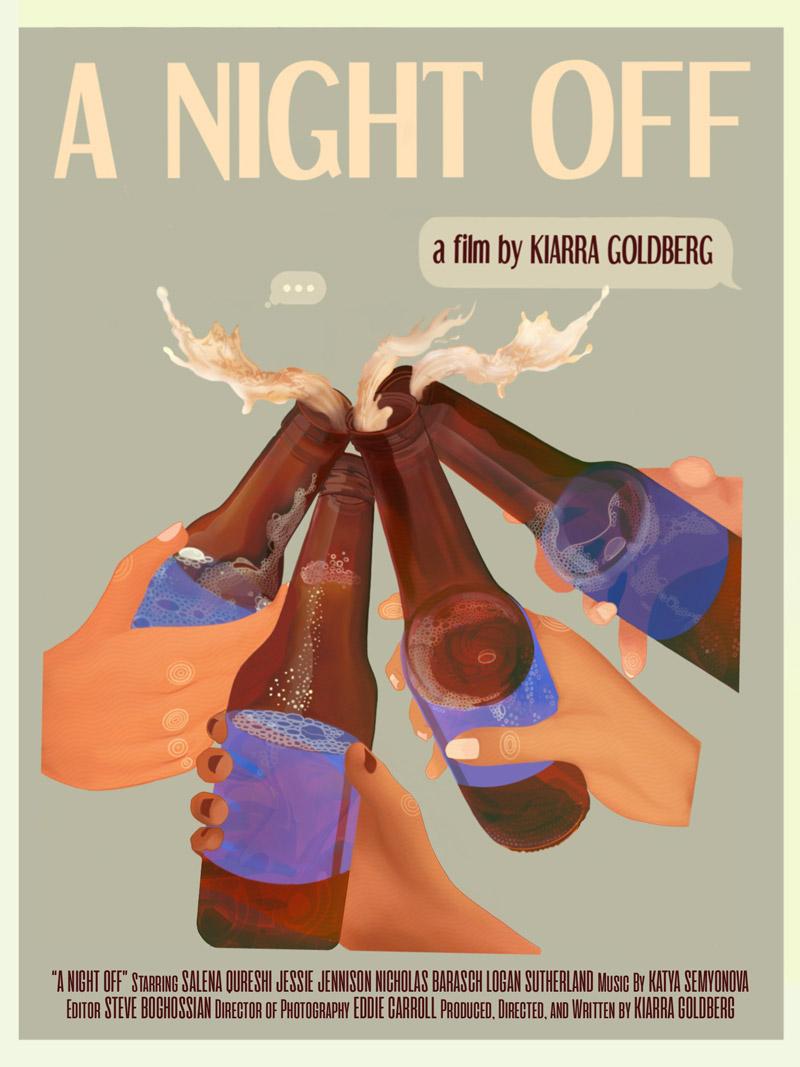 a night off north fork film festival