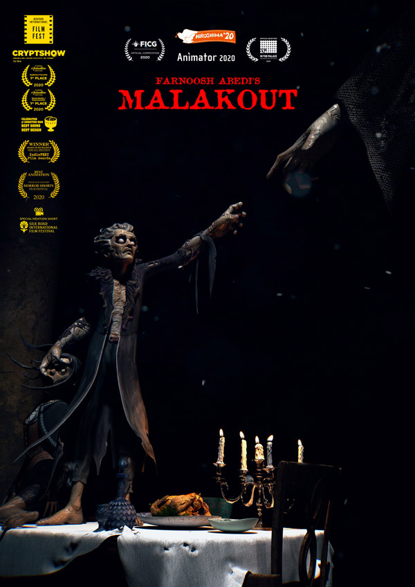 Malakout north fork film festival entry